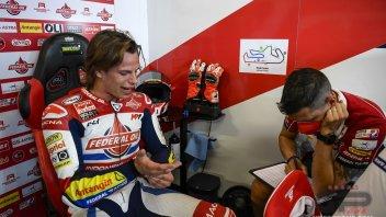 Moto2: Long Lap Penalty a Nicolò Bulega per avere causato la caduta di Vietti