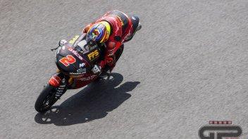 Moto3: Jerez: Rodrigo precede Antonelli nelle FP2, 3° Fenati