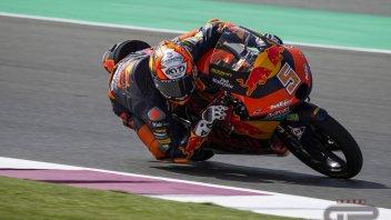 Moto3: Masia vola nella FP1 Moto3 a Losail: mezzo secondo a Foggia, Salac 3°