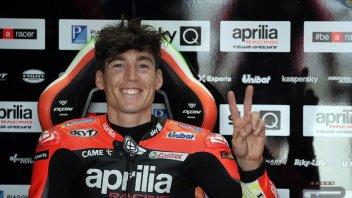 """MotoGP: A.Espargarò: """"Che rabbia non avere Fausto Gresini nel box dopo queste gare"""""""