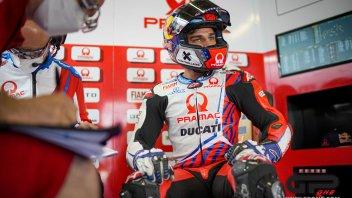 MotoGP: Fratture al pollice e alla caviglia per Martin: dovrà essere operato