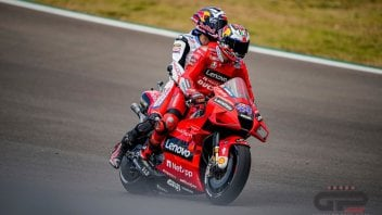 """MotoGP: Zarco: """"My Ducati caught fire because we have 300 hp!"""""""