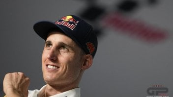 """MotoGP: P. Espargarò: """"Marquez will be fast right away. He has known the Honda for nine years"""""""