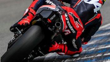 """MotoGP: IL RETROSCENA - Dovizioso affascinato dall'Aprilia: """"è una moto facile"""""""