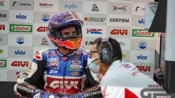 """MotoGP: Alex Marquez: """"In gara ero nel traffico, dovrò migliorare la qualifica"""""""