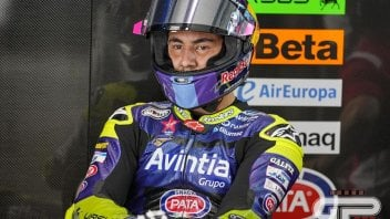 """MotoGP: Enea Bastianini: """"I stop too long in corners, I have to let go of the brakes"""