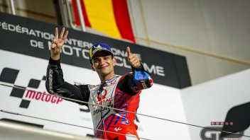 """MotoGP: Martín: """"I was scared, the Ducati moves around a lot and I can't give full throttle"""""""