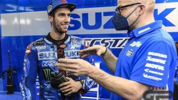 """MotoGP: Rins: """"Quando sono caduto non ho commesso errori, è successo e basta"""""""
