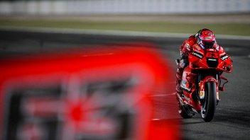 MotoGP: Bagnaia e Ducati: a Portimao contro gli avversari e la sorte