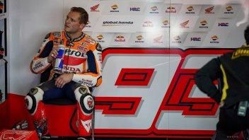 """MotoGP: Bradl: """"Non ho cercato il tempo, questa Honda è ancora un ibrido"""""""