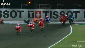 MotoGP: Jack Miller Vs Joan Mir: il video del contatto in rettilineo a Losail