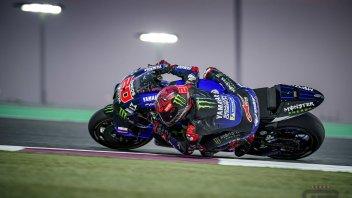 MotoGP: Quartararo vince a Losail battendo le Ducati di Zarco e Martìn. Rossi 16°