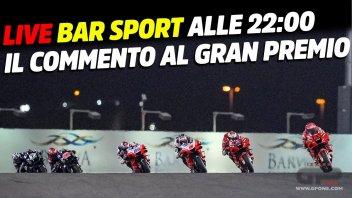 MotoGP: LIVE Bar Sport alle 22:00 - Il commento al Gran Premio di Doha