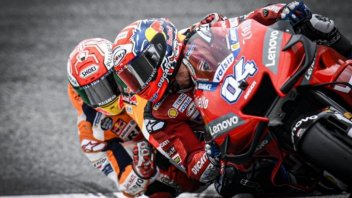 MotoGP: Crossed destinies: the future of Marquez and Dovizioso will be decided on 12th April