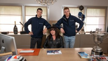 MotoGP: La moglie di Fausto Gresini è la nuova AD della Gresini Racing