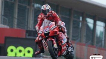 MotoGP: Miller regala il Warm Up alla Ducati a Portimao: Marquez, pochi giri e 19°