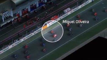 MotoGP: KTM batte Ducati in partenza, ecco lo start perfetto di Oliveira