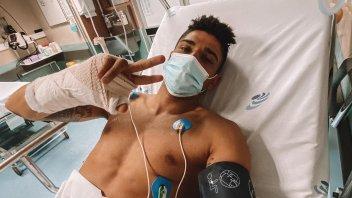 """MotoGP: Jorge Martin: """"Not my best day, but I am Martinator!"""""""