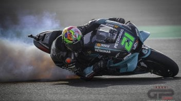 """MotoGP: Morbidelli: """"I will still be able to use the engines that gave problems today"""""""