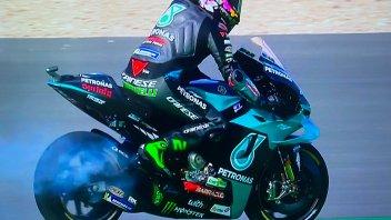 MotoGP: Dove c'è fumo c'è arrosto: ancora problemi per la Yamaha di Morbidelli