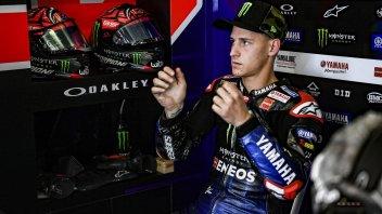 """MotoGP: Quartararo rende onore a Bagnaia: """"Per me questa non è una vera pole"""""""