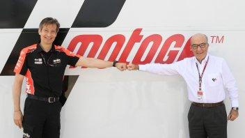 MotoGP: Aprilia firma con Dorna: in MotoGP fino al 2026 con un team Factory