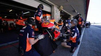 MotoGP: La MotoGP si ferma a Jerez anche lunedì per i test IRTA