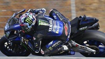 MotoGP: Maverick Vinales ritrova la Yamaha, ma è la R1!