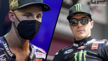"""MotoGP: Vinales: """"Fighting with the other riders on the Yamaha is what I love"""""""