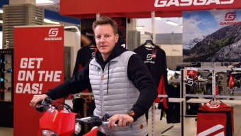 Moto - News: GASGAS: nuova concessionaria Bi&TI a Roma