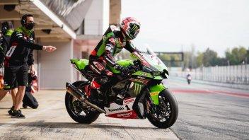 SBK: Rea e la nuova Kawasaki fanno paura! Solo 4 km/h più lenti rispetto alla Ducati