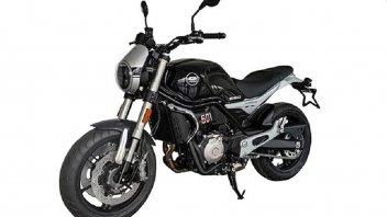 Moto - News: QJ Motor 550: potrebbe essere la futura evoluzione della Benelli Leoncino