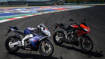 Moto - News: Aprilia RS e Tuono 125 2021: si rinnovano le sportive per i 16enni