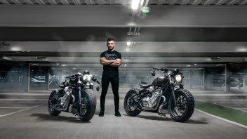 Moto - News: La bobber più veloce del mondo? E' una Triumph da oltre 200 CV
