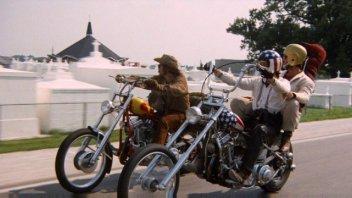 """Moto - News: Easy Rider: il chopper """"del mistero"""" di Peter Fonda va all'asta"""