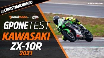 Moto - Test: Video Prova Kawasaki Ninja ZX-10R 2021, il frutto dei desideri di Rea