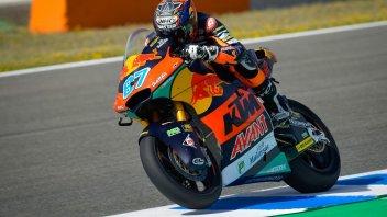 Moto2: Gardner incontenibile, è pole a Jerez! 2° Di Giannantonio, 3° Bezzecchi