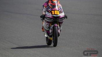 Moto3: Mugello: doppietta azzurra in FP1, 1° Migno e 2° Fenati