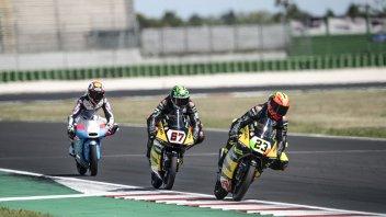 Moto3: La VR46 torna in Moto3 al Mugello: Bartolini e Surra wild card