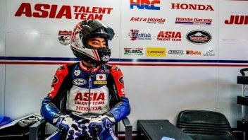 Moto3: Takuma Matsuyama debutta in Moto3 a Le Mans