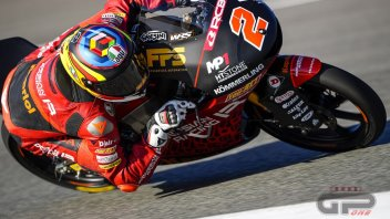 Moto3: FP2: Gabriel Rodrigo termina primo il venerdì a Le Mans, 4° Antonelli
