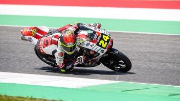 Moto3: Suzuki in pole nelle qualifiche interrotte con bandiera rossa