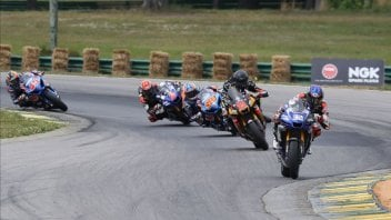 MotoAmerica: Gagne gets It done In Race 1 at Virginia Internationl Raceway