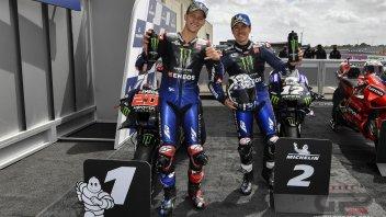 "MotoGP: Quartararo: ""I'm starting on pole, but if it rains I won't stay first for long"""