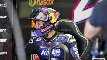 """MotoGP: Bastianini: """"Zarco ha inchiodato e l'ho preso in pieno, una grande sfortuna"""""""
