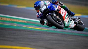 """MotoGP: Alex Marquez: """"Oggi serviva rischiare ed è stata la scelta giusta"""""""