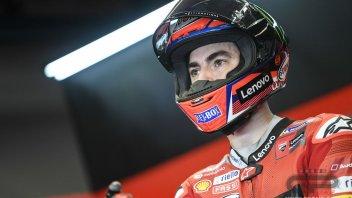 """MotoGP: Pecco Bagnaia: """"Non volevo correre, non è stato corretto farlo"""""""