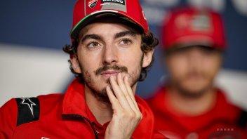 "MotoGP: Bagnaia: ""Al Mugello insieme a mio papà team manager, grazie a Valentino"""