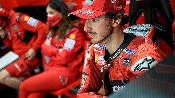 """MotoGP: Bagnaia: """"A Le Mans sarò forte anche con la pioggia"""""""
