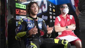"""MotoGP: Bastianini: """"Siamo nella stessa fila di Marquez...ma lui non è in forma"""""""
